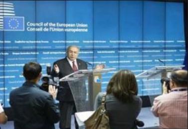 L'UE tacle Alger à Bruxelles