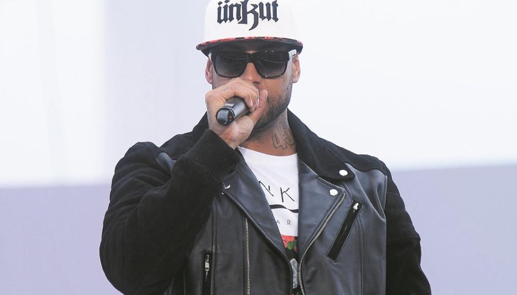 Booba, le plus célèbre des rappeurs français, en concert à Mawazine