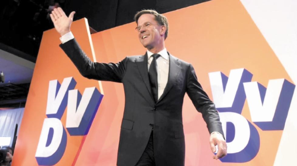 Les Pays-Bas disent non au populisme