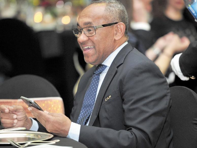 Ahmad Ahmad, nouveau patron du foot africain