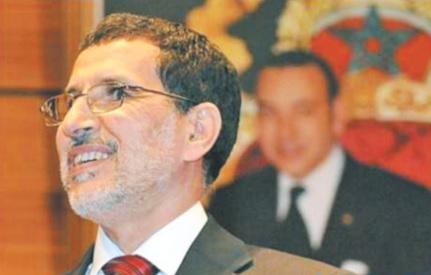 S.M le Roi charge Saad Eddine El Othmani de former le nouveau gouvernement