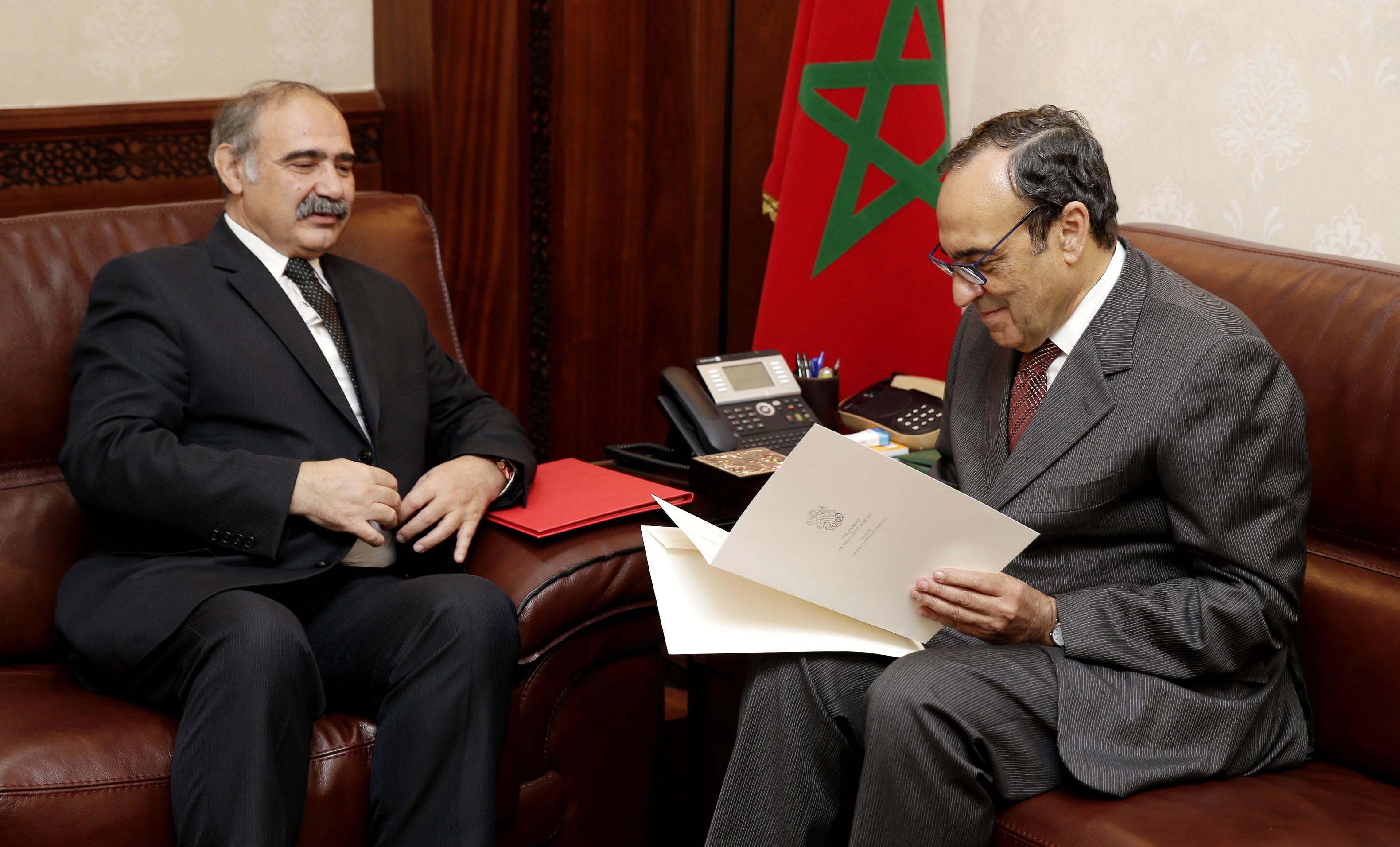 Renforcement de la coopération interparlementaire