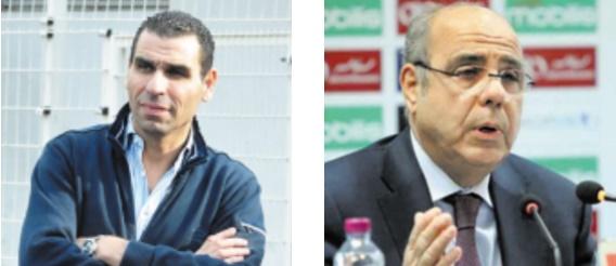 Zetchi succède à Raouraoua à la tête de la FAF