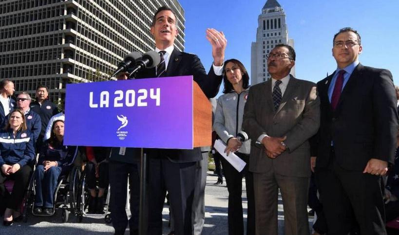 Los Angeles affirme ne se concentrer que sur les JO-2024