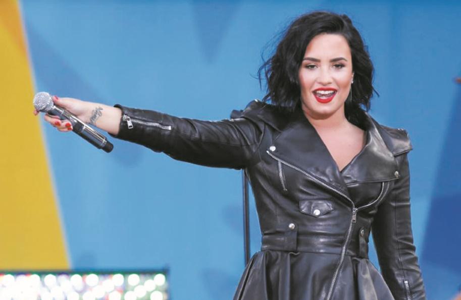 La célèbre Demi Lovato annoncée à Mawazine