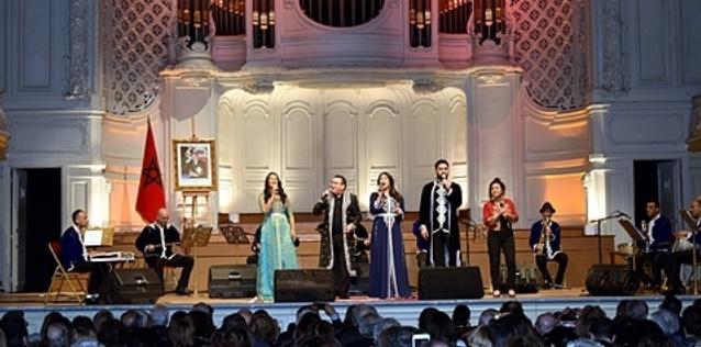 La musique judéo-marocaine à l'honneur lors d'un concert grandiose à Paris