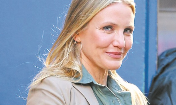Cameron Diaz envisage l'adoption