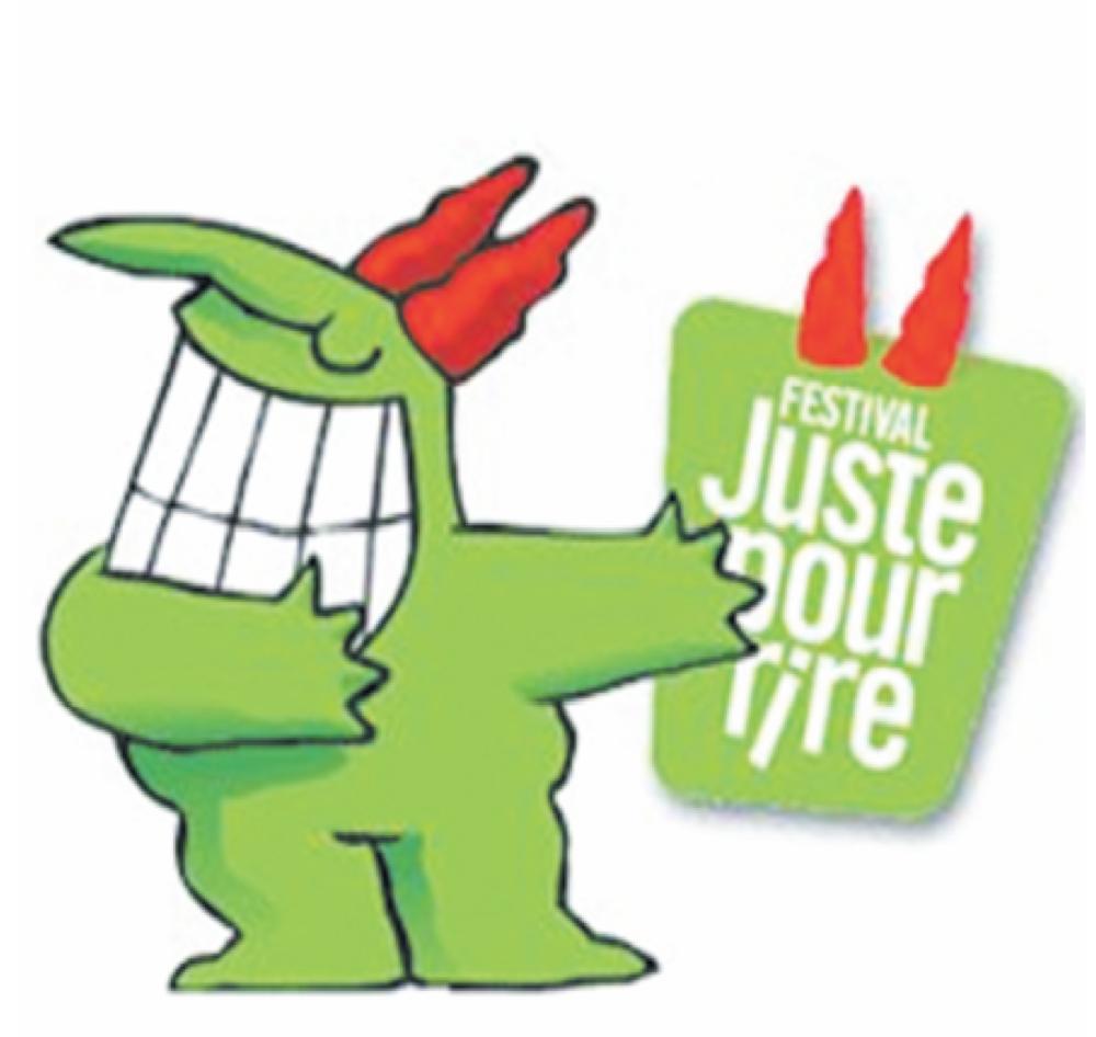 """Partenariat entre """"Juste pour rire"""" et """"Juste pour Agadir"""""""