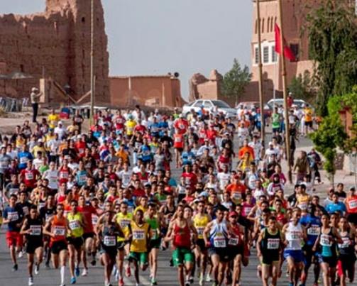 Salhi s'adjuge l'ultra marathon de Ouarzazate