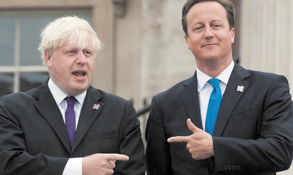 Le maire de Londres appelle l'UE à ne pas punir le Royaume-Uni