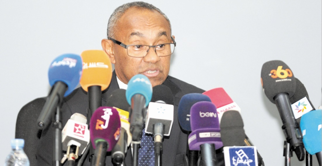 Ahmad Ahmad : Le Maroc pourra organiser la Coupe du monde