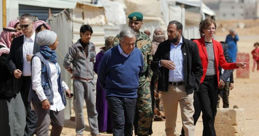 Le chef de l'ONU en Irak pour examiner l'aide humanitaire