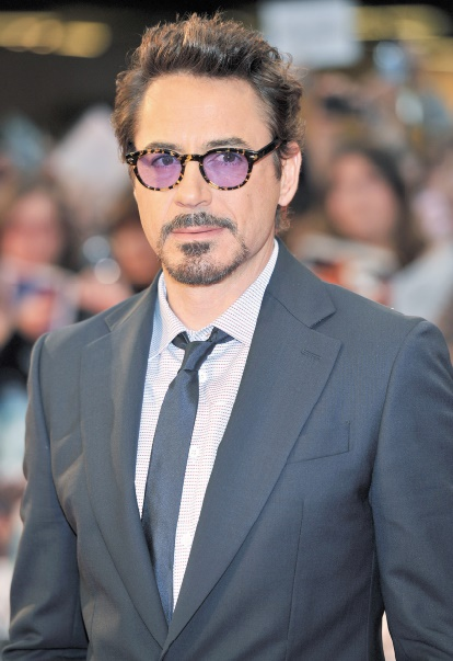 Les 50 acteurs les plus rentables d'Hollywood : ROBERT DOWNEY JR.