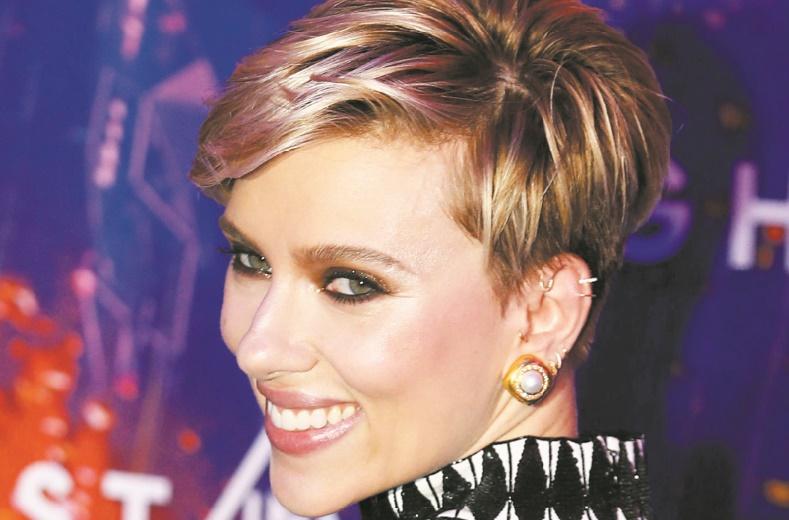 Scarlett Johansson fière de son indépendance