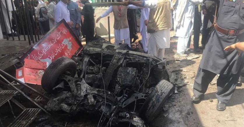 22 morts dans un attentat taliban au Pakistan