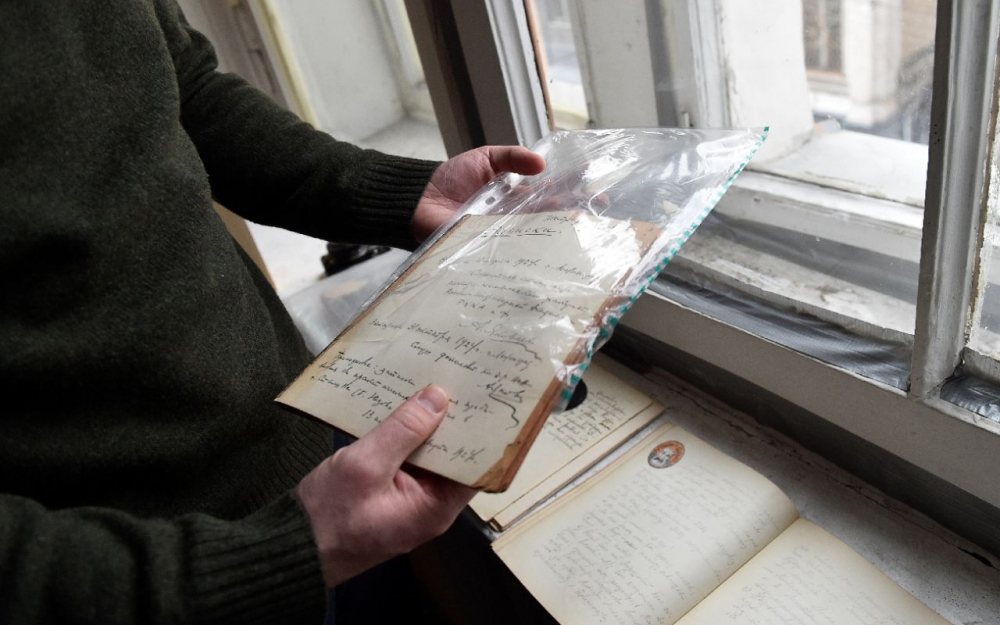 La vie sous Staline dans les journaux intimes