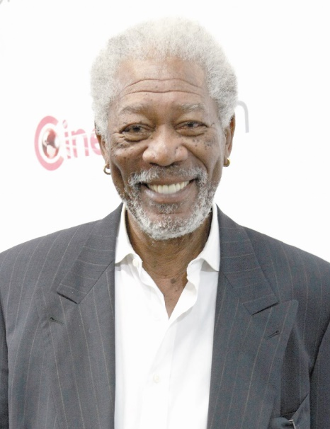 Les 50 acteurs les plus rentables d'Hollywood : MORGAN FREEMAN