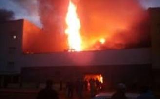 Un incendie coûte la vie à une famille à Salé