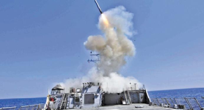 Les Etats-Unis mettent leur menace à exécution en Syrie