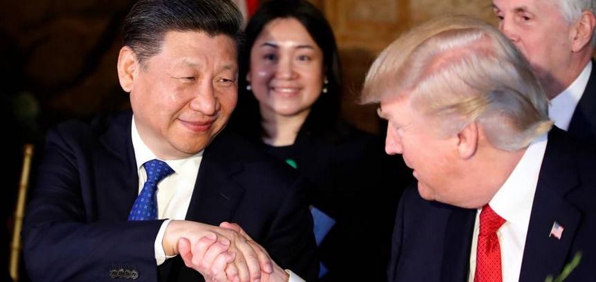 """Trump promet une """"très bonne relation"""" au président chinois Xi"""