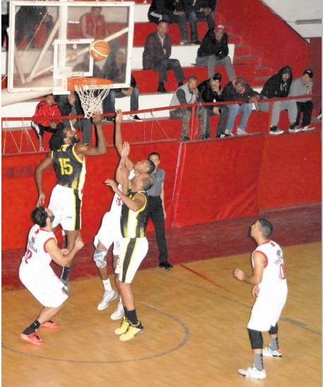 L'ASS s'empare du fauteuil de leader du championnat de basketball