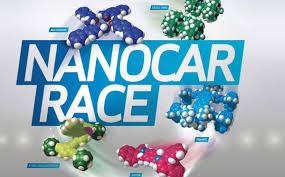 Insolite : Course des nanovoitures