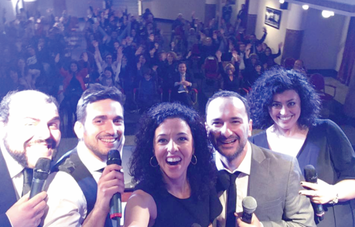 L'ensemble Mezzotono surprend  de nouveau le public  casablancais