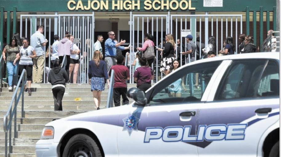 Fusillade dans une école primaire en Californie