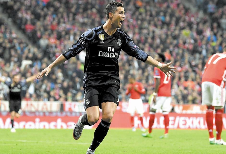 Le Real s'offre le Bayern grâce à Ronaldo