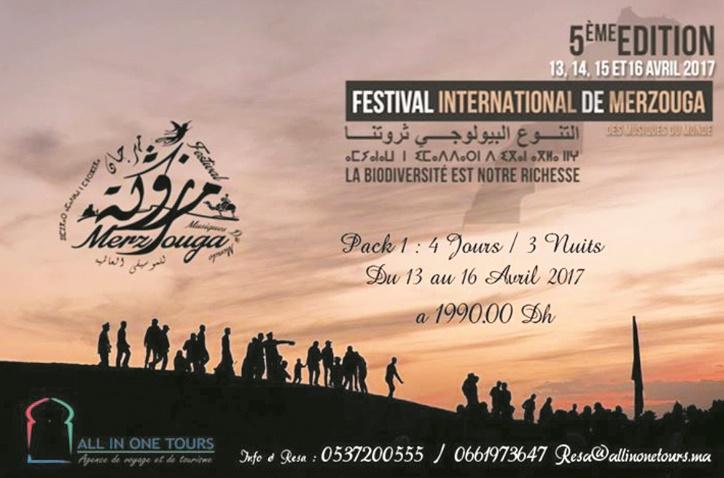 Le Festival international de Merzouga, un voyage spirituel dans le temps au pied des majestueuses dunes du Maroc