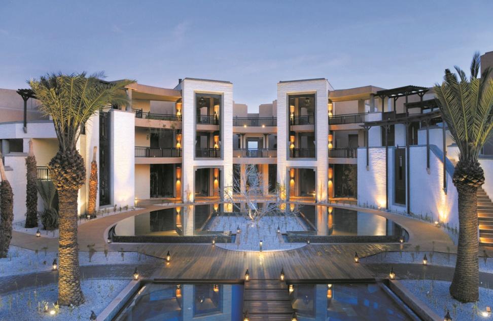 Première ouverture opérationnelle d'un hôtel Fairmont au Maroc