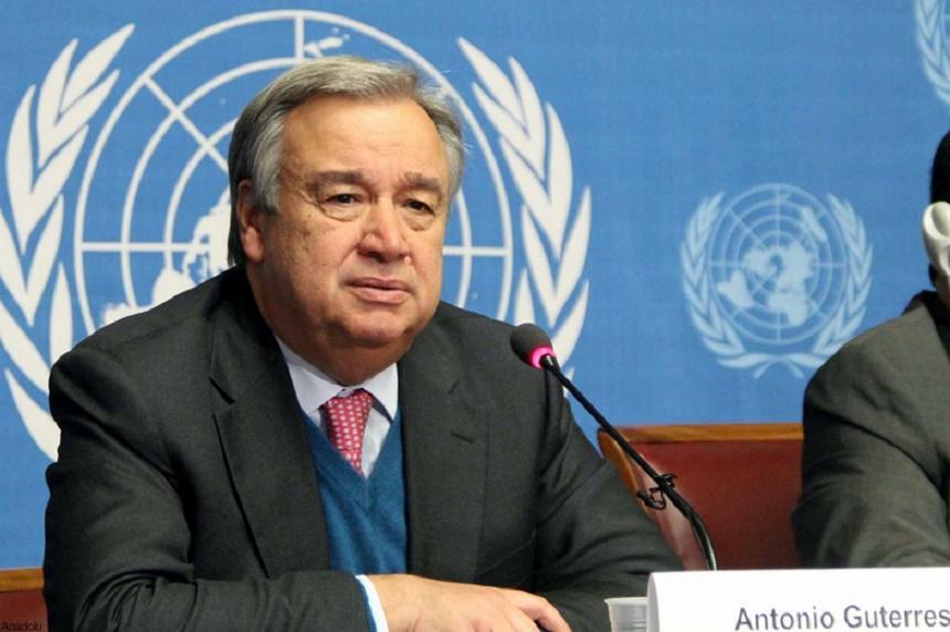 Le nouveau secrétaire général de l'ONU prend le contrepied de son prédécesseur