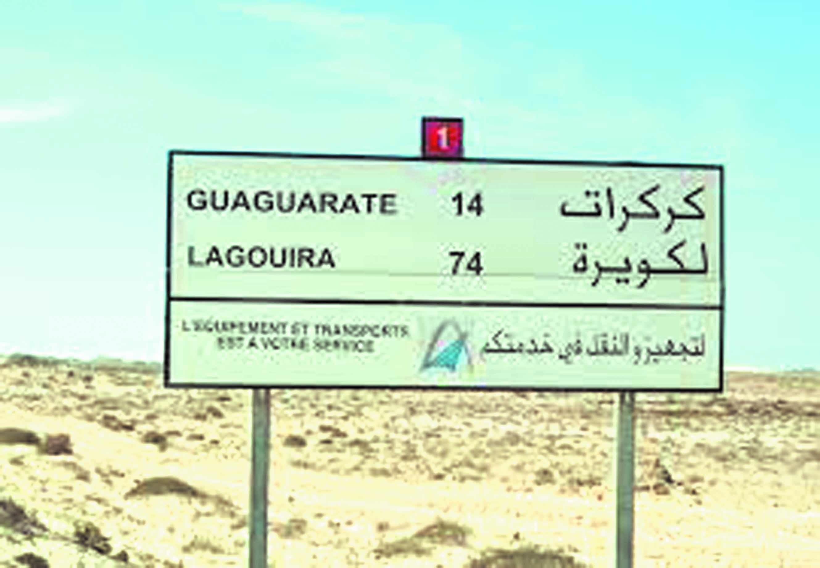 Le Polisario s'échine à violer  la légalité internationale