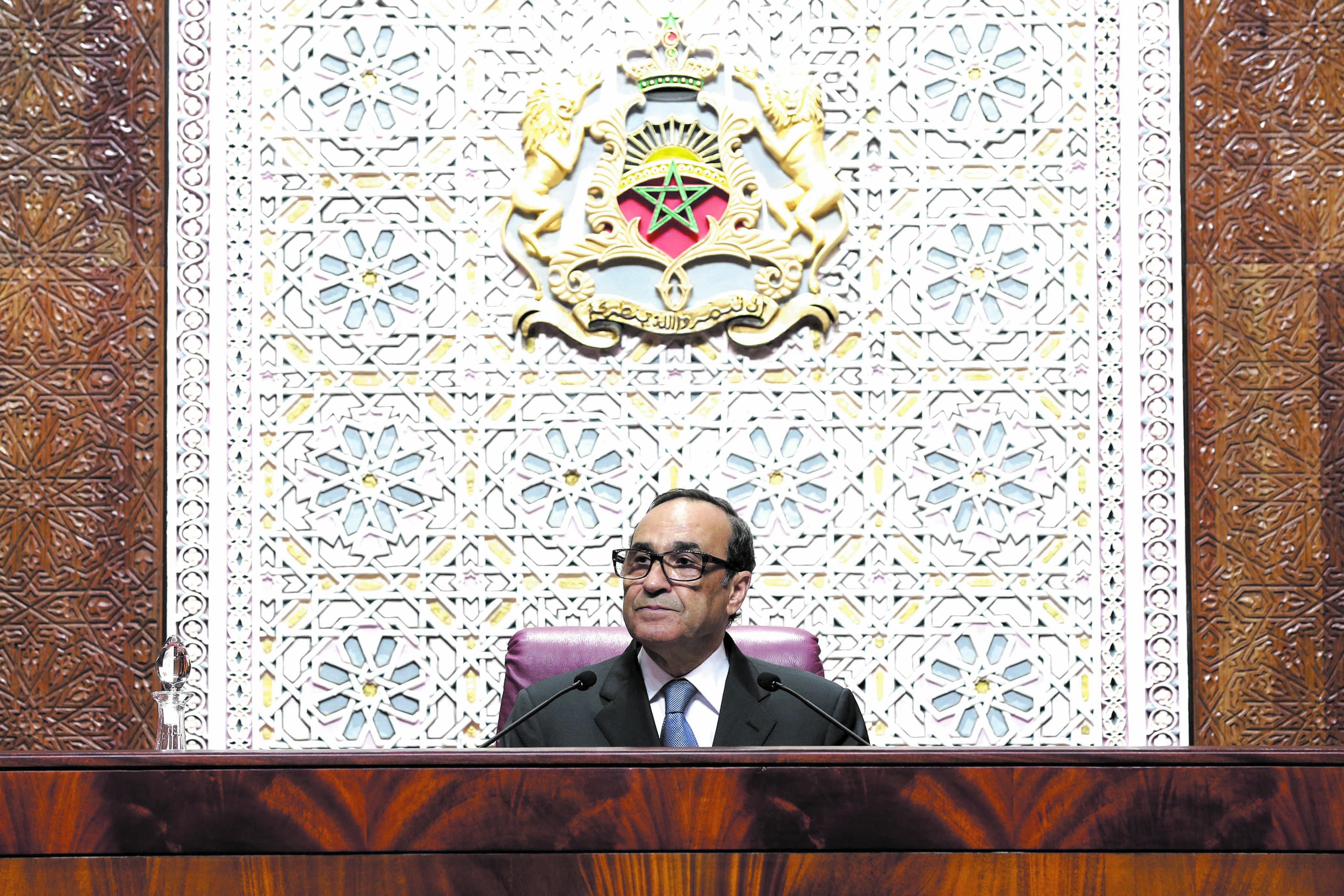 Habib El Malki: Un programme de travail  intense attend la Chambre des représentants