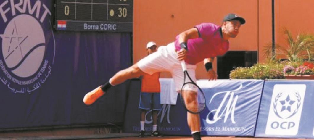 33e édition du Grand Prix Hassan II de tennis : Coric vainqueur, le RTCMA a relevé encore une fois le défi