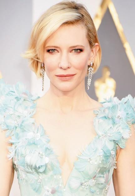 Ces célébrités qui ont fait des études étonnantes : Cate Blanchett: Etudes d'économie et des beaux-arts