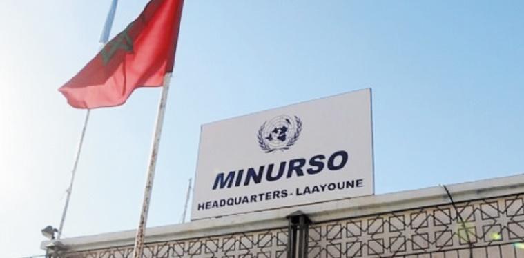 Arrivée à Laâyoune des derniers éléments de la composante civile de la MINURSO