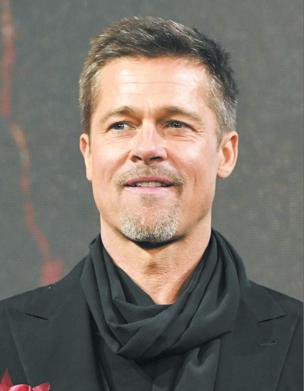 Ces célébrités qui ont fait des études étonnantes : Brad Pitt
