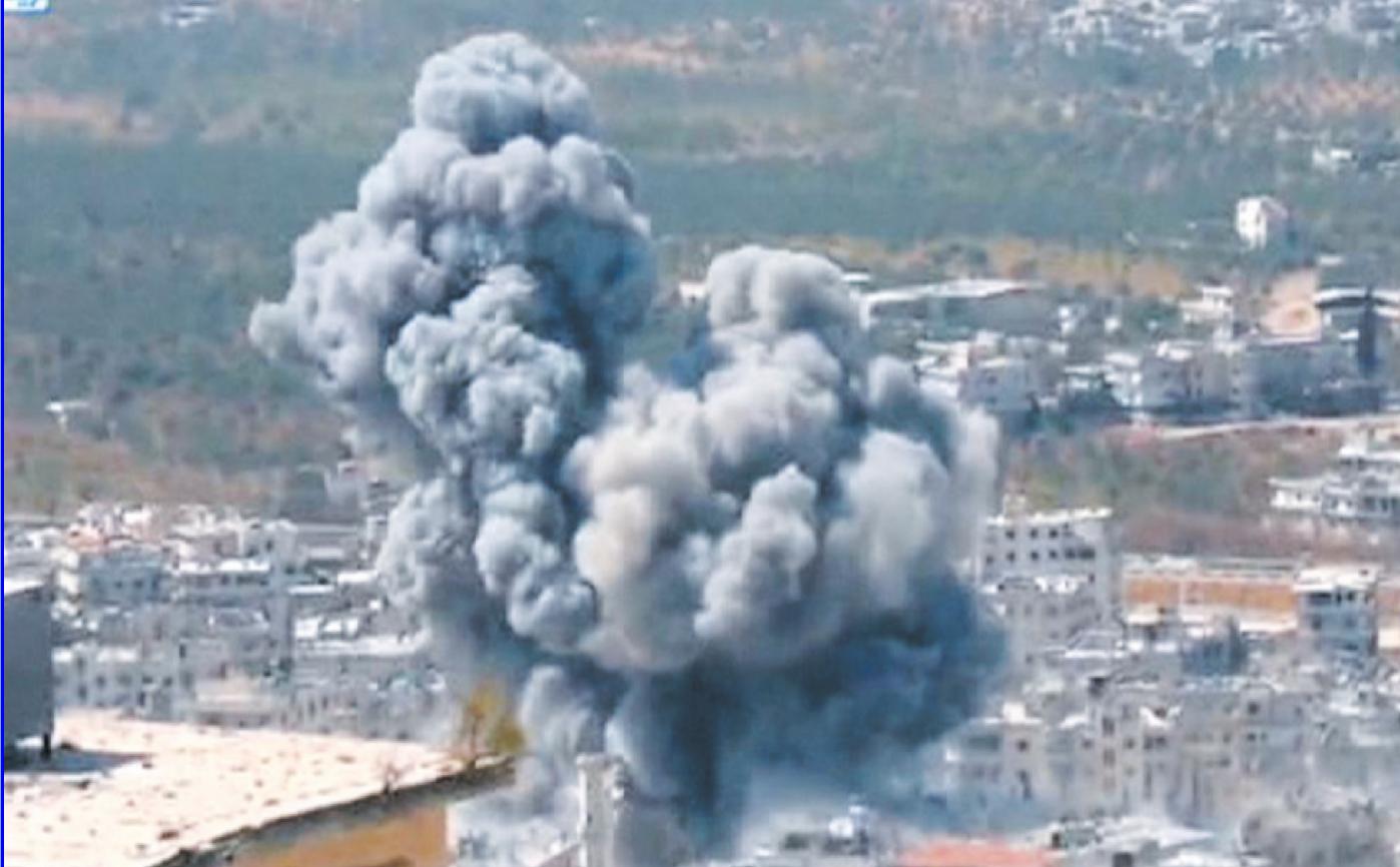 3 morts dans un bombardement  israélien d'un camp militaire en Syrie