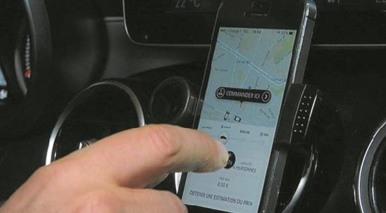 Comment Uber a traqué les utilisateurs d'iPhone dans le dos d'Apple