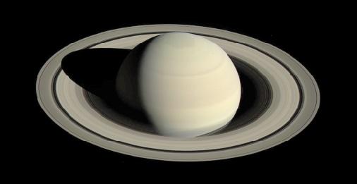 La sonde Cassini a fait des photos et découvertes incroyables autour de Saturne
