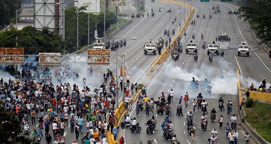 Au cœur de la crise, le Venezuela se retire de l'Organisation des Etats américains