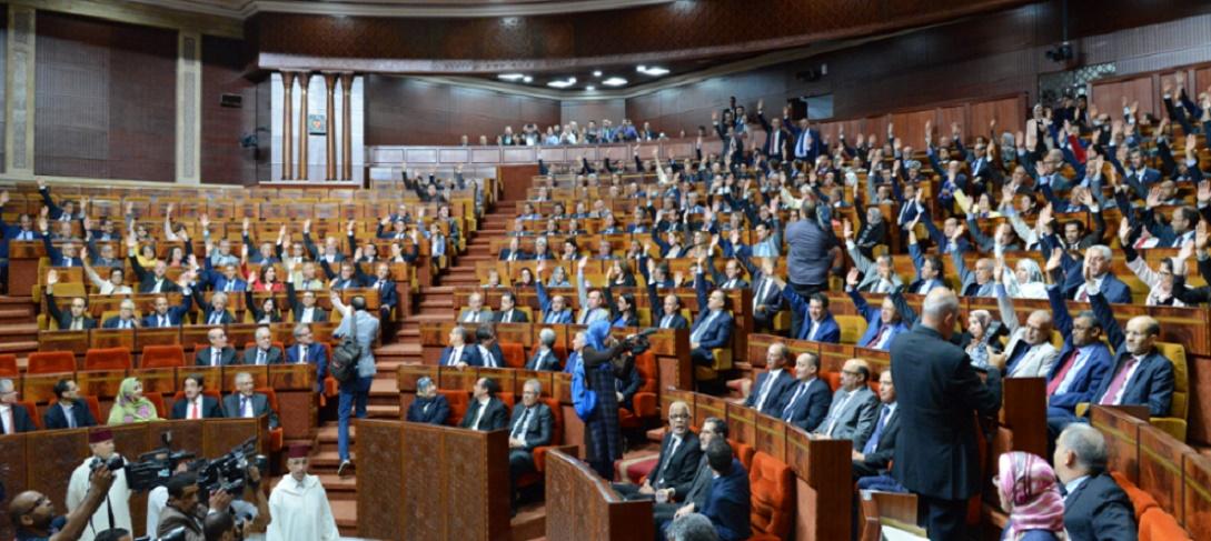 La Chambre des représentants approuve le programme gouvernemental
