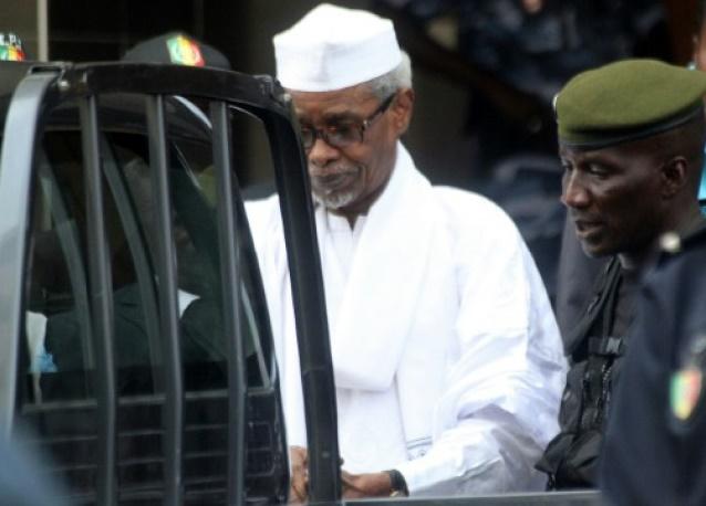 Perpétuité confirmée pour l'ex-président tchadien Habré pour crimes contre l'humanité
