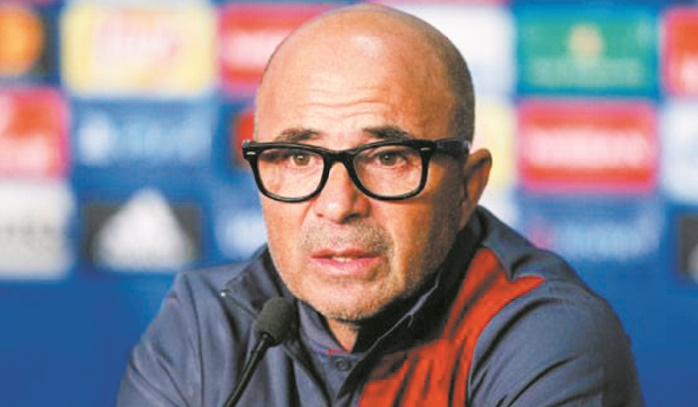 Jorge Sampaoli pressenti pour prendre les rênes de l'Albiceleste