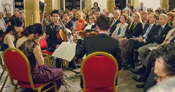 Le 17ème Printemps musical des alizés enchante le public souiri
