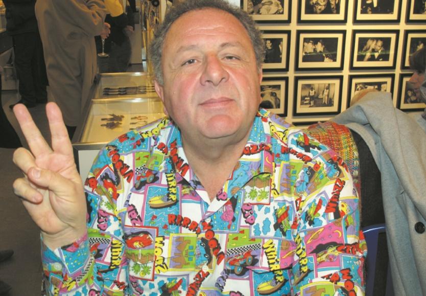Jean Pigozzi, collectionneur possédé par l'Afrique