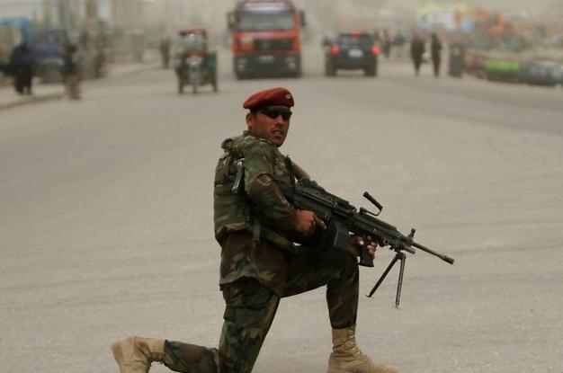 Lourdes pertes pour les forces afghanes cet hiver