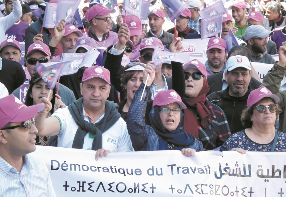 Driss Lachguar assure la classe ouvrière, dont la FDT constitue le pilier, de la solidarité de tous les Ittihadis