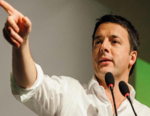 "Matteo Renzi De ""Yes we can"" à ""En marche"""